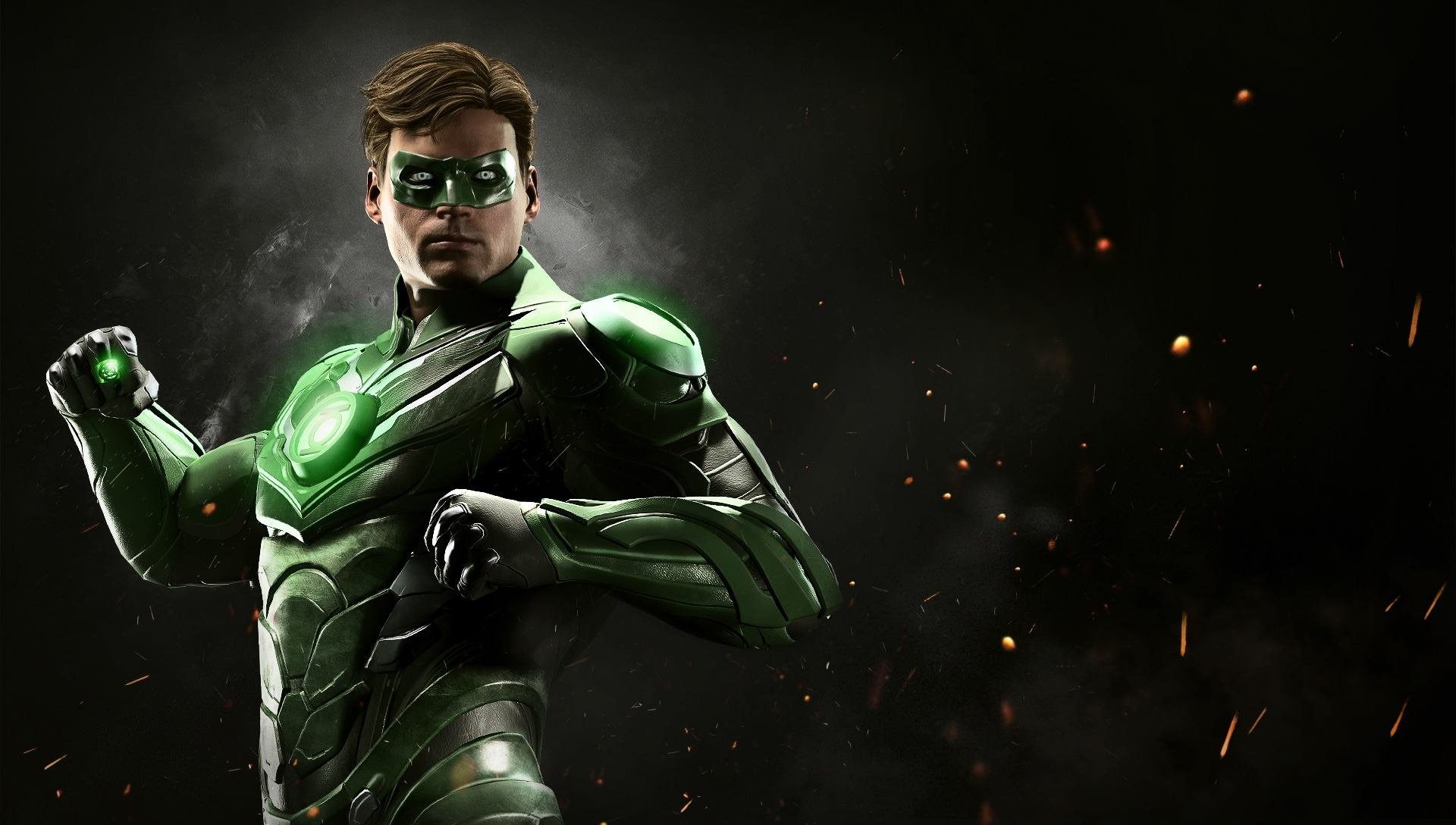 Injustice 2 Superman Hd Games 4k Wallpapers Images: Green Lantern HD Wallpaper