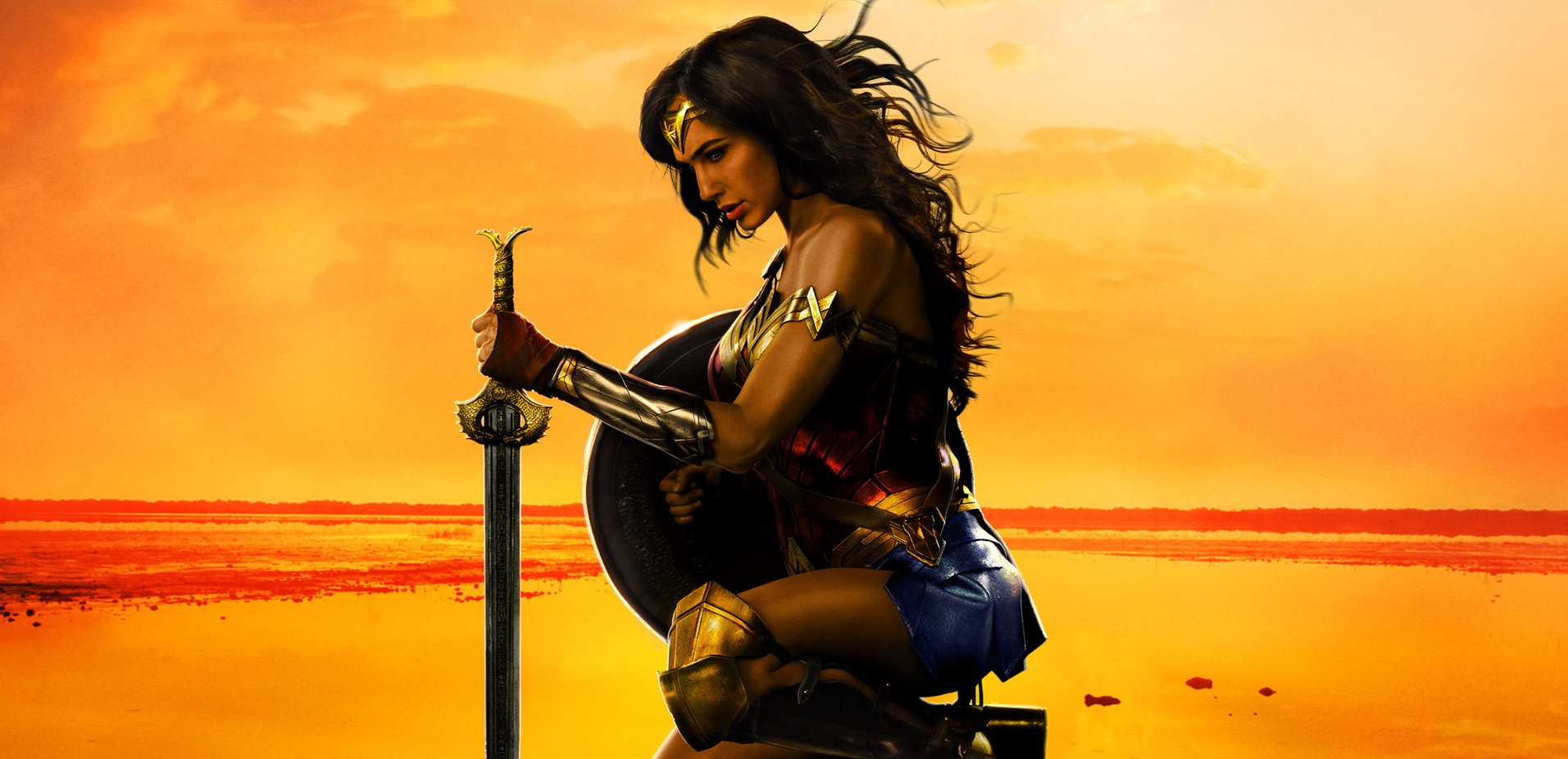 Wonder Woman La mujer maravilla Full HD Dual Latino Ingles Subtitulado