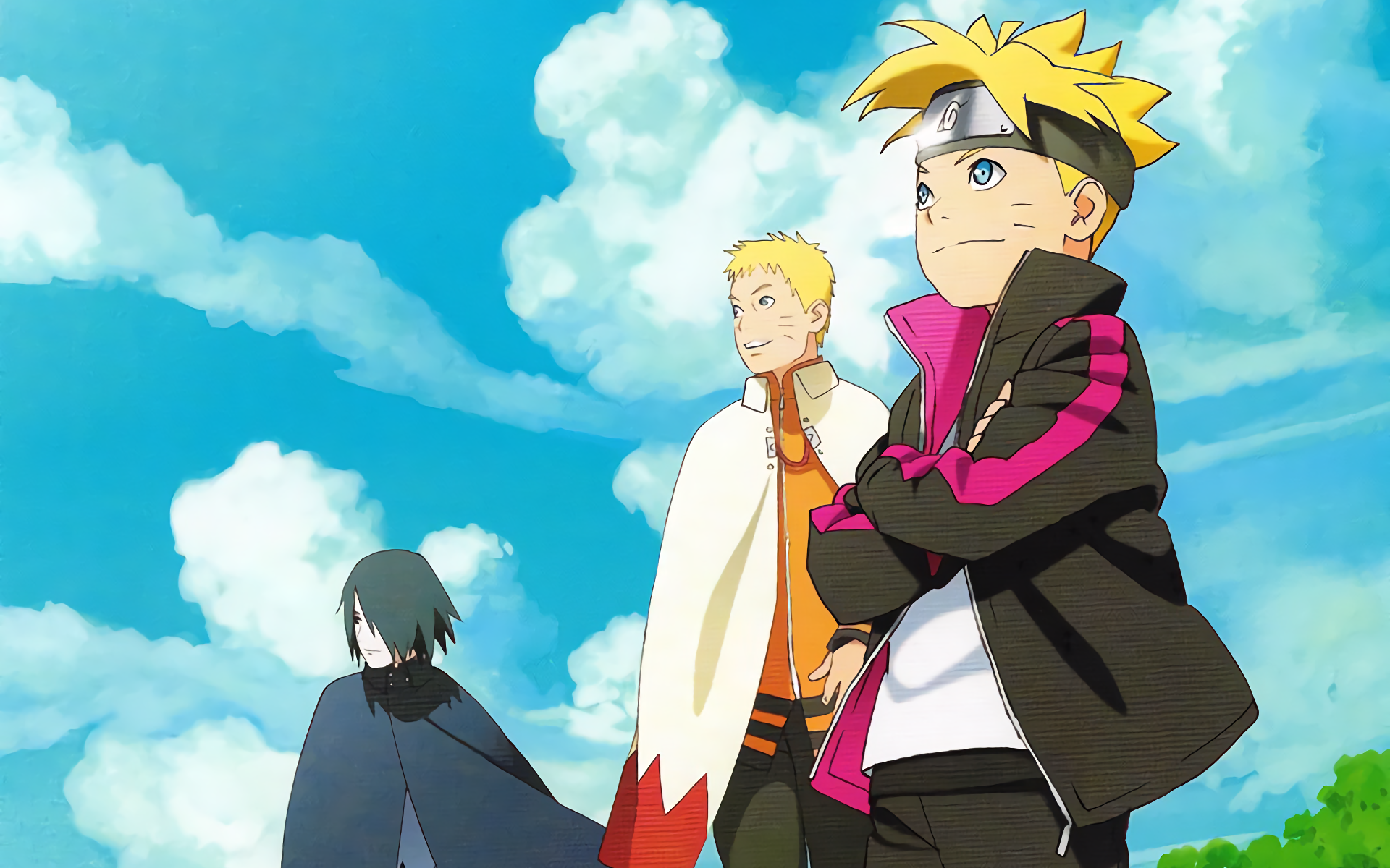 Boruto Hd Wallpaper Background Image 1920x1200 Id 810507 Wallpaper Abyss