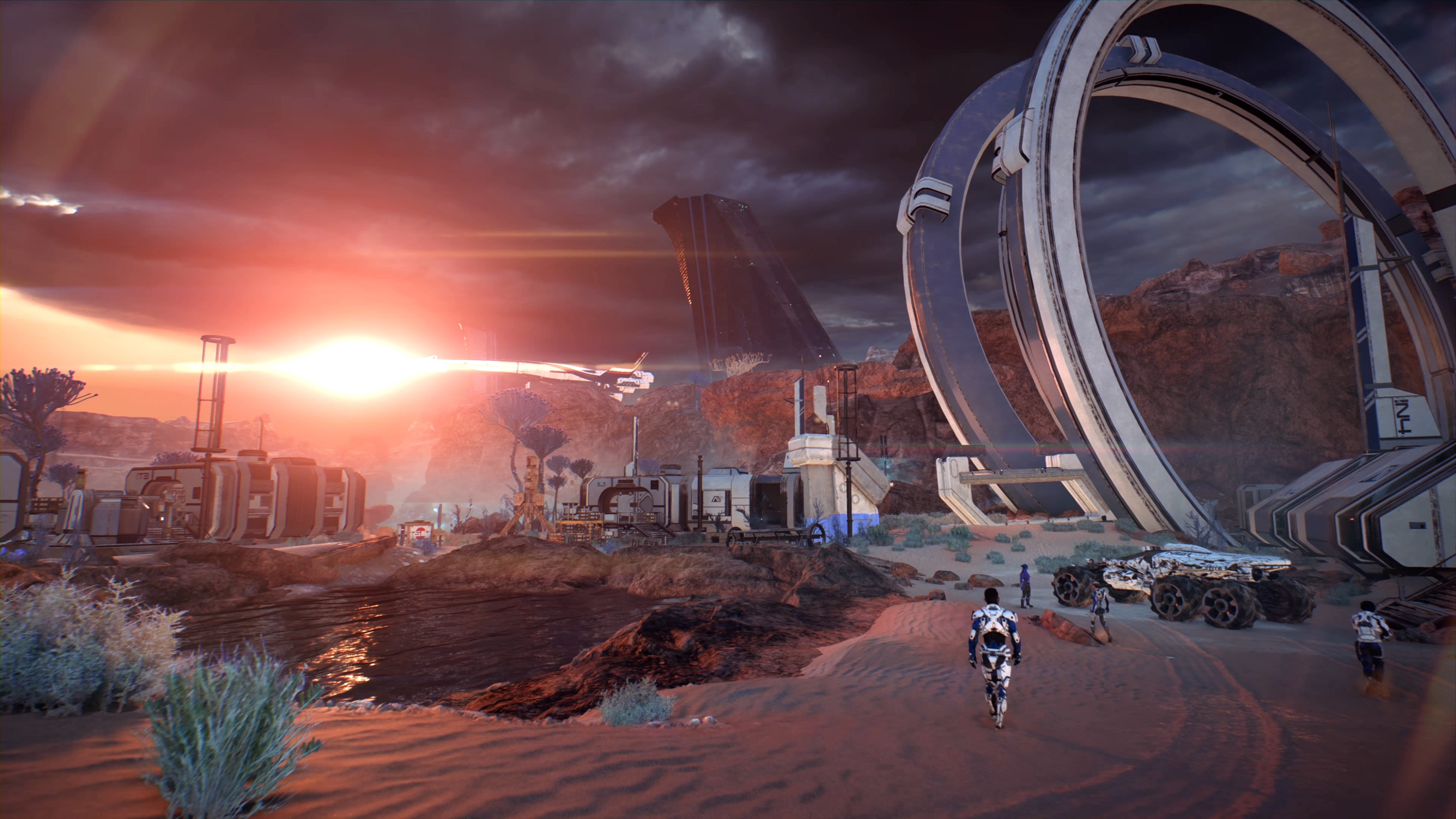 Mass Effect Andromeda 1920x1080: Mass Effect: Andromeda 4k Ultra HD Wallpaper