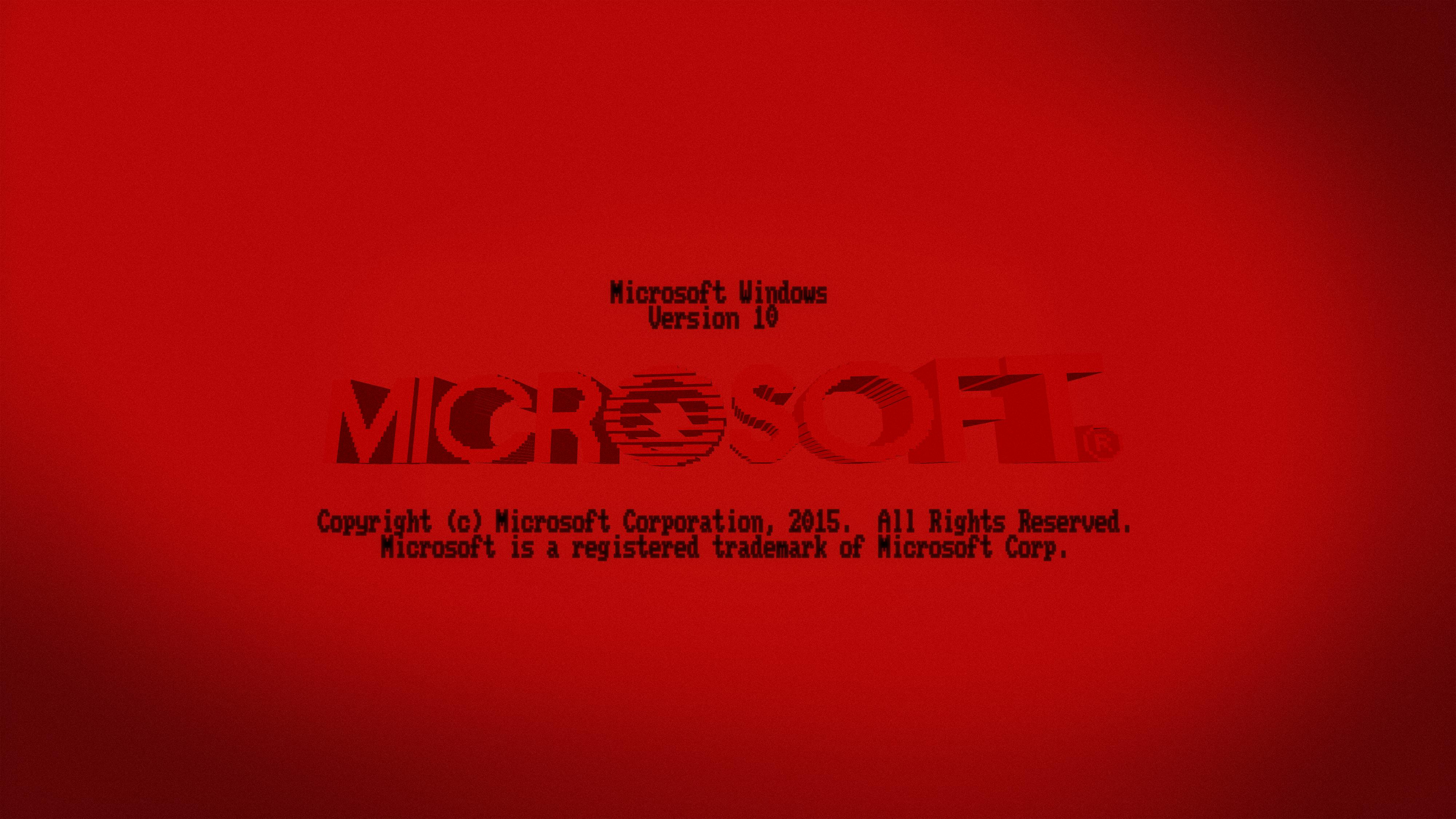 Windows 10 Mockup Dark Wallpaper 4k Ultra Fondo De Pantalla