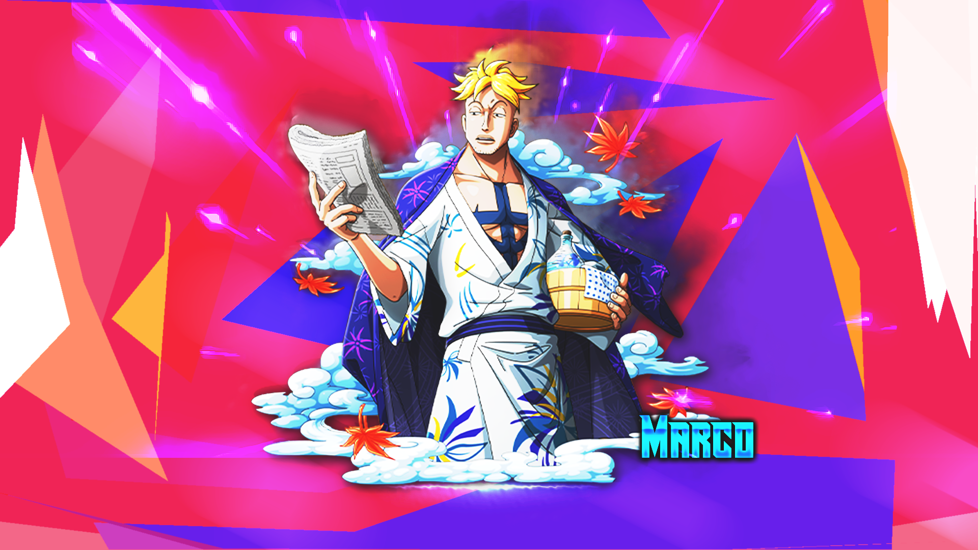 30 Marco One Piece Hd Wallpapers Background Images Wallpaper Abyss
