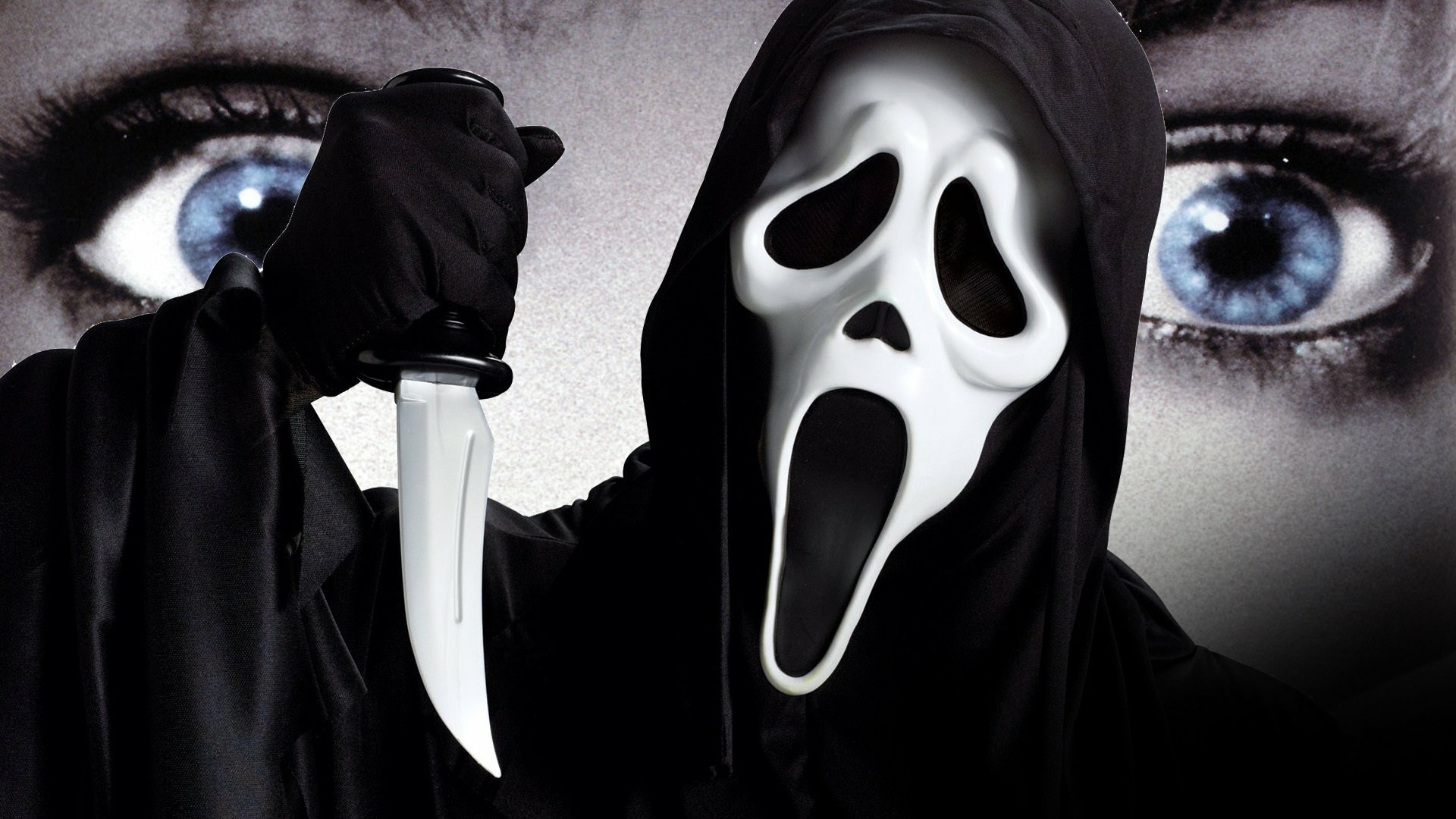 Scream HD Wallpaper | Background Image | 1920x1080 | ID ...