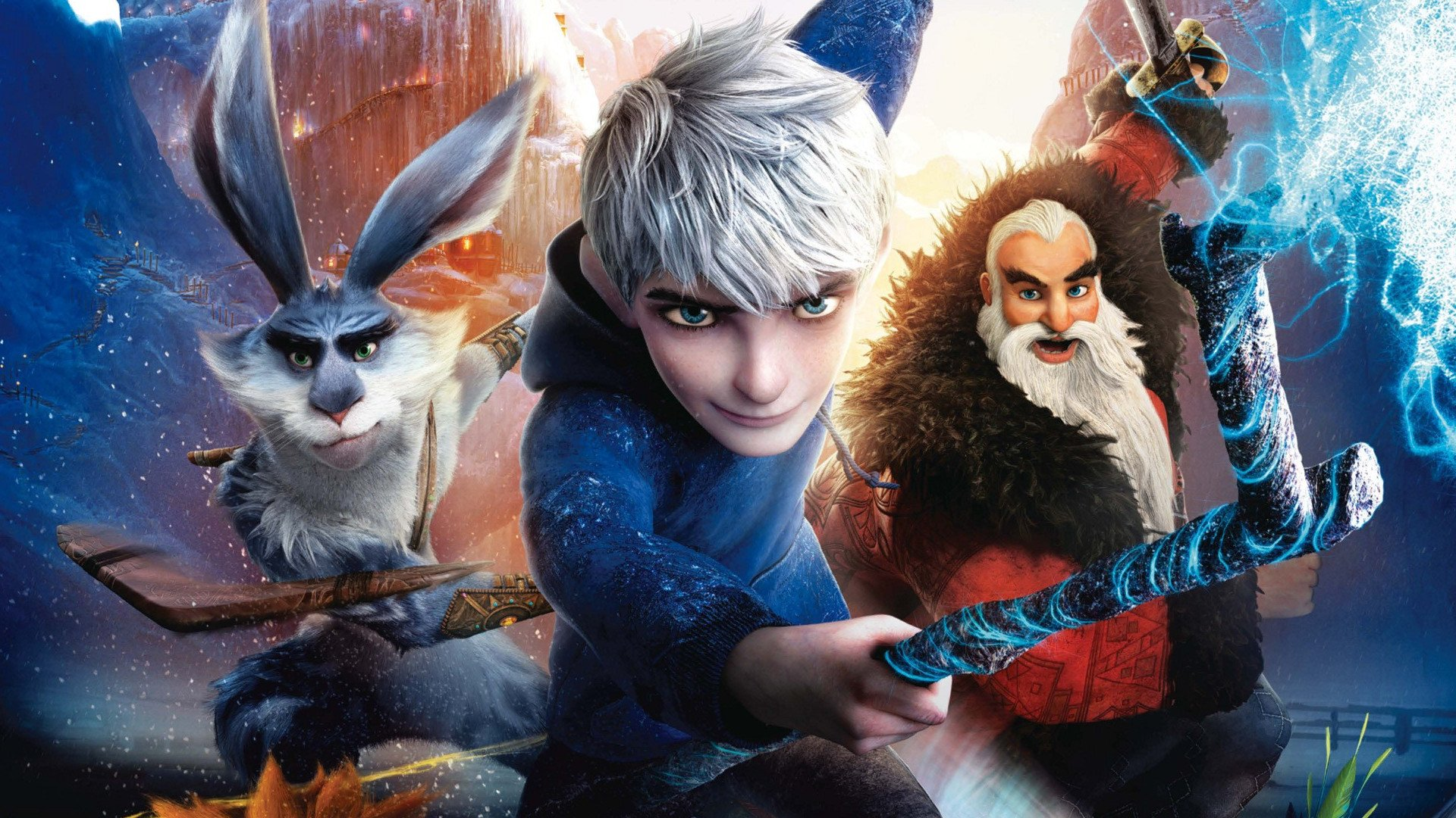 Rise Of The Guardians Hd Wallpaper Background Image 1920x1080
