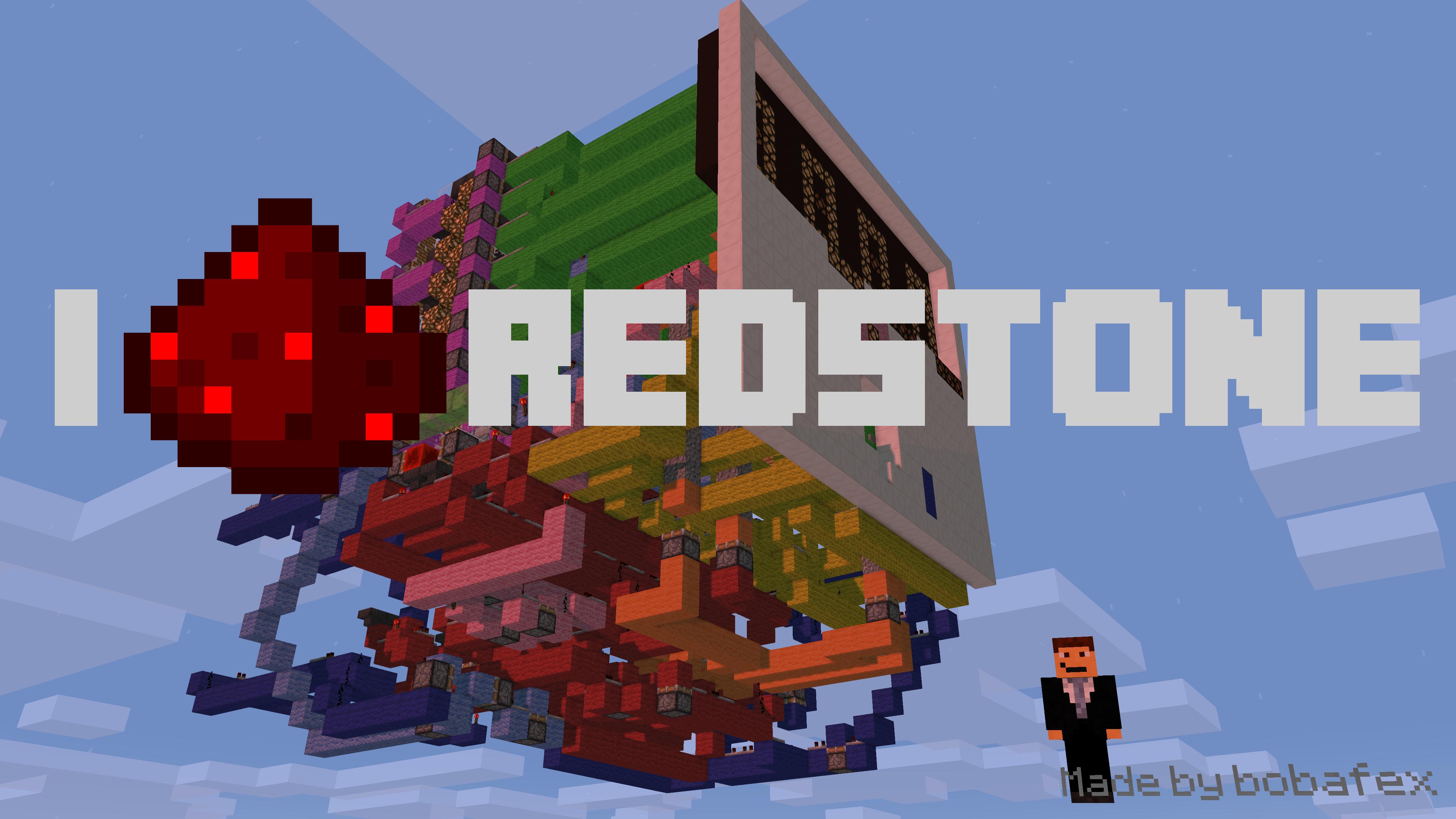 Minecraft Redstone 4k Ultra Fond Décran Hd Arrière Plan