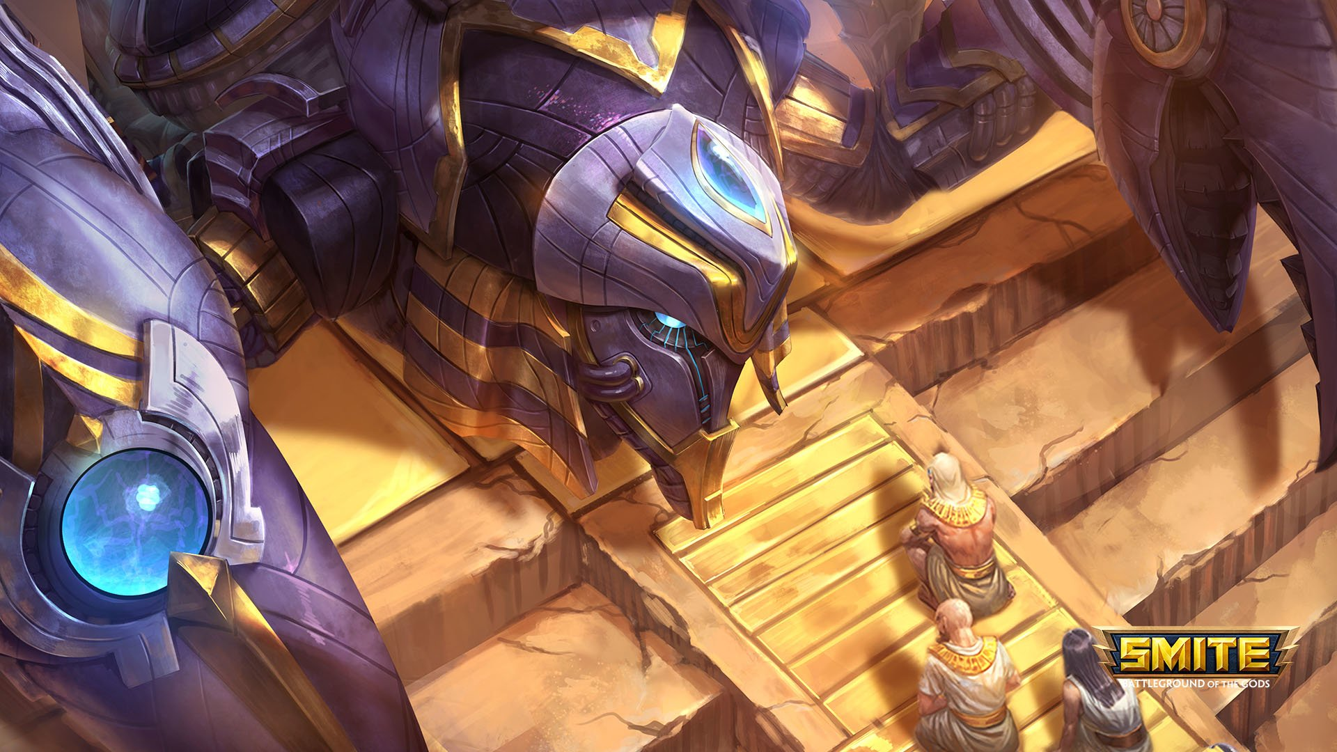HD Wallpaper | Background Image ID:814567. 1920x1080 Video Game Smite