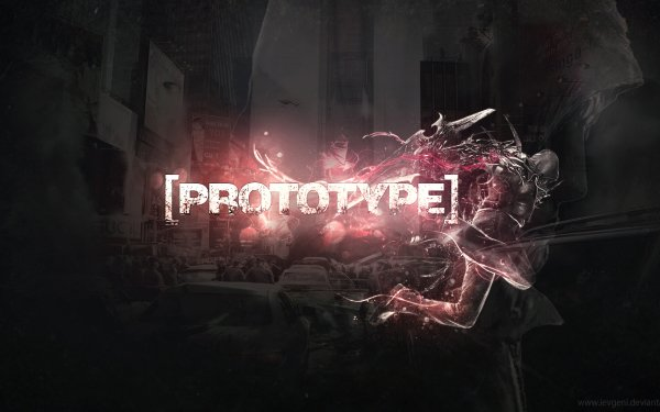 Video Game Prototype  Prototype HD Wallpaper | Background Image