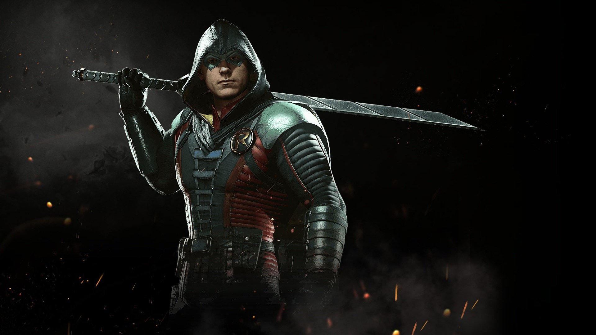 96 Injustice 2 Hd Wallpapers Background Images Wallpaper Abyss