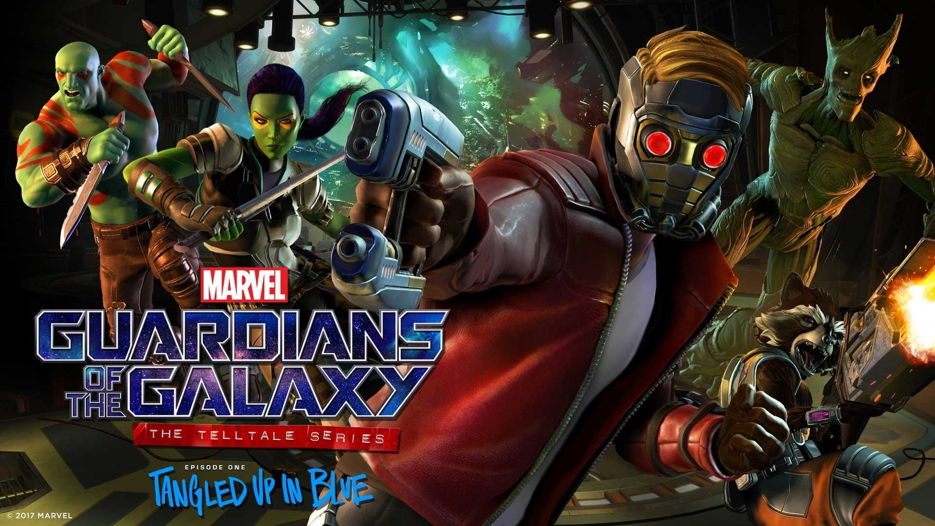 Guardians Of The Galaxy Telltale Series Full HD Wallpaper And
