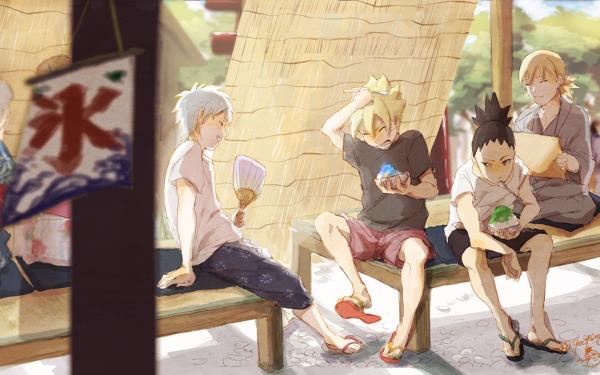 Anime Boruto Naruto Boruto Uzumaki HD Wallpaper | Background Image