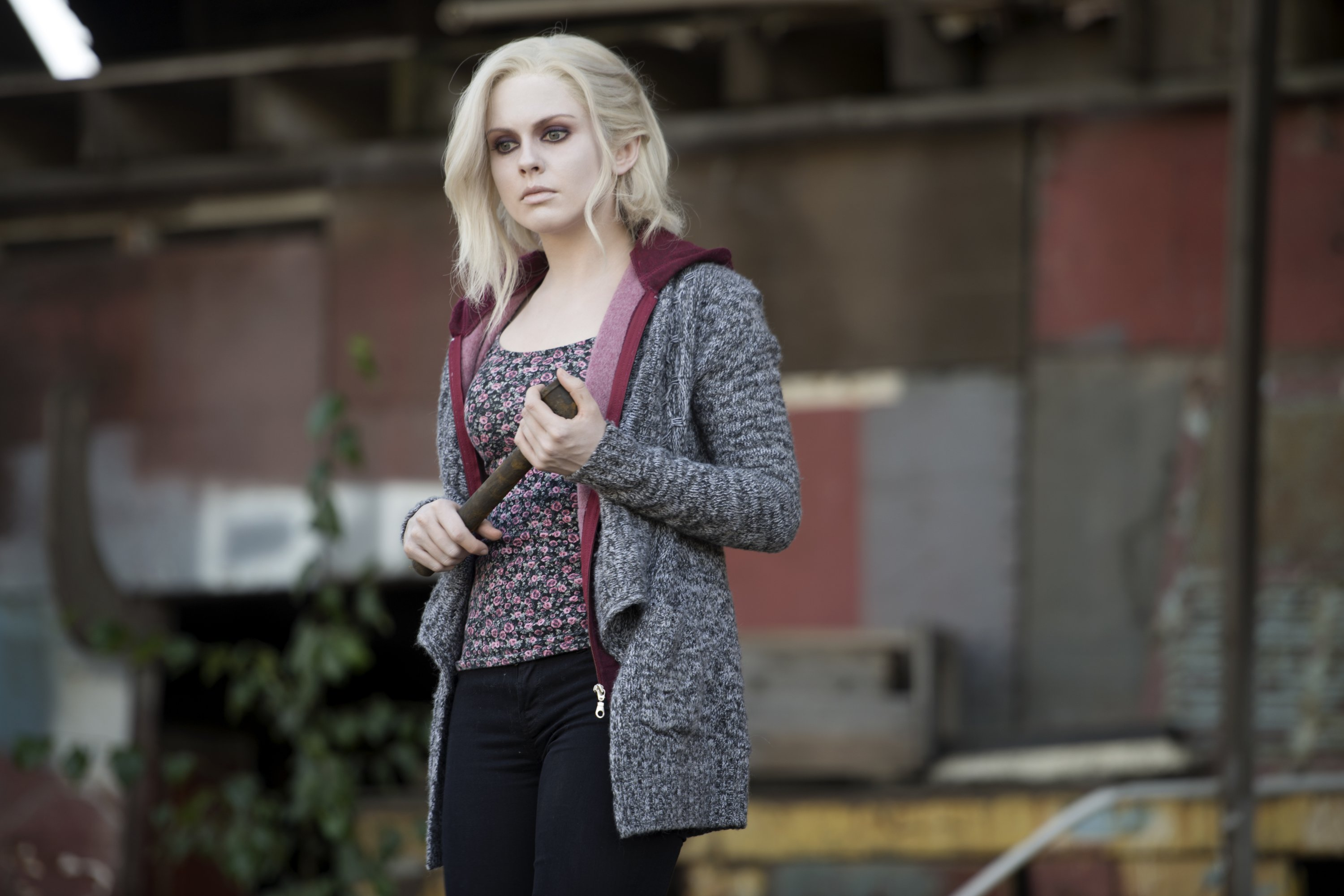 izombie, rose mclver as liv moore full hd wallpaper and background
