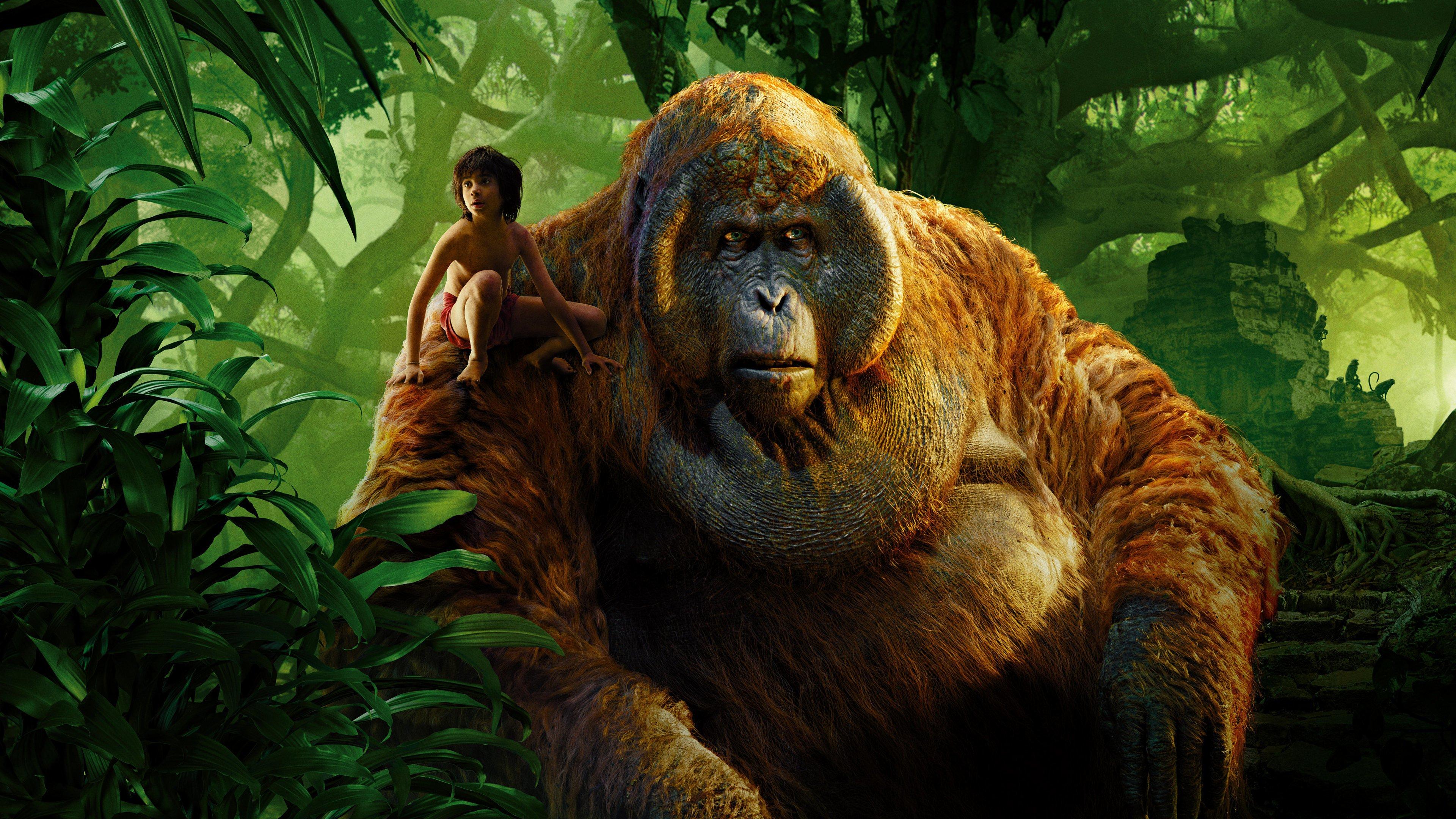mowgli the jungle book 2016 full movie