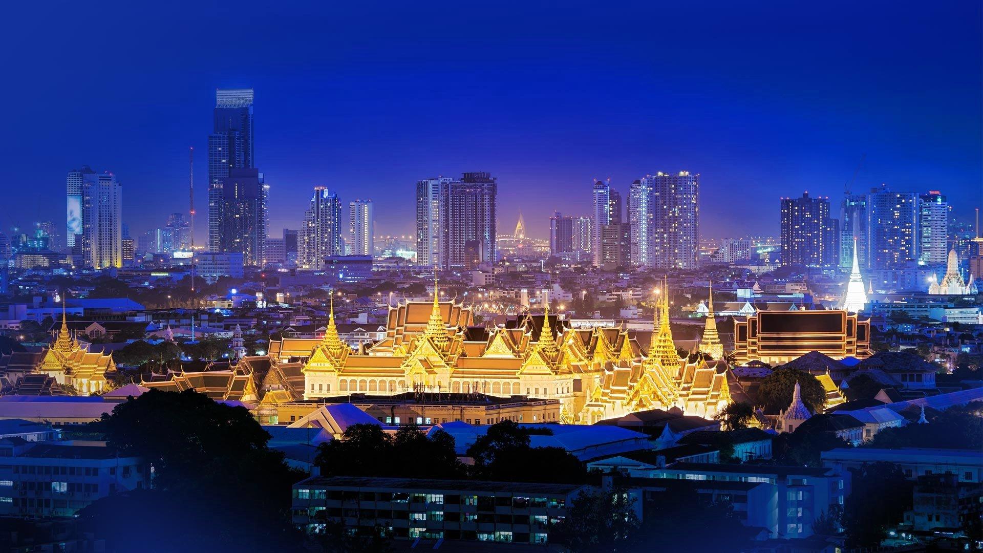 Обои бангкок. Города foto 8