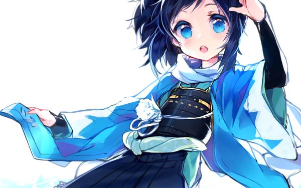 Anime Touken Ranbu Yamatonokami Yasusada HD Wallpaper | Background Image