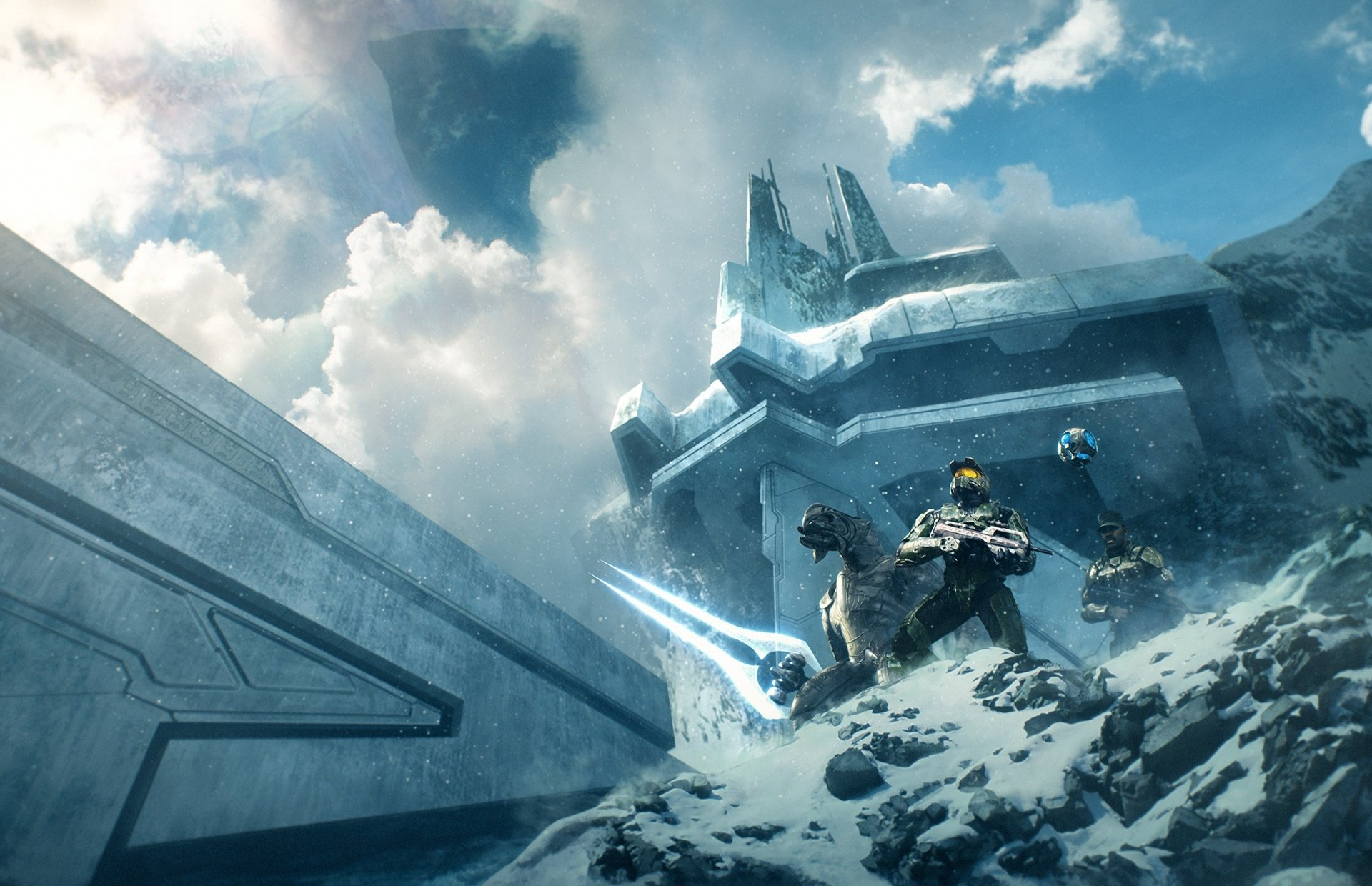 halo 3 hd wallpaper | background image | 1920x1240 | id:822169