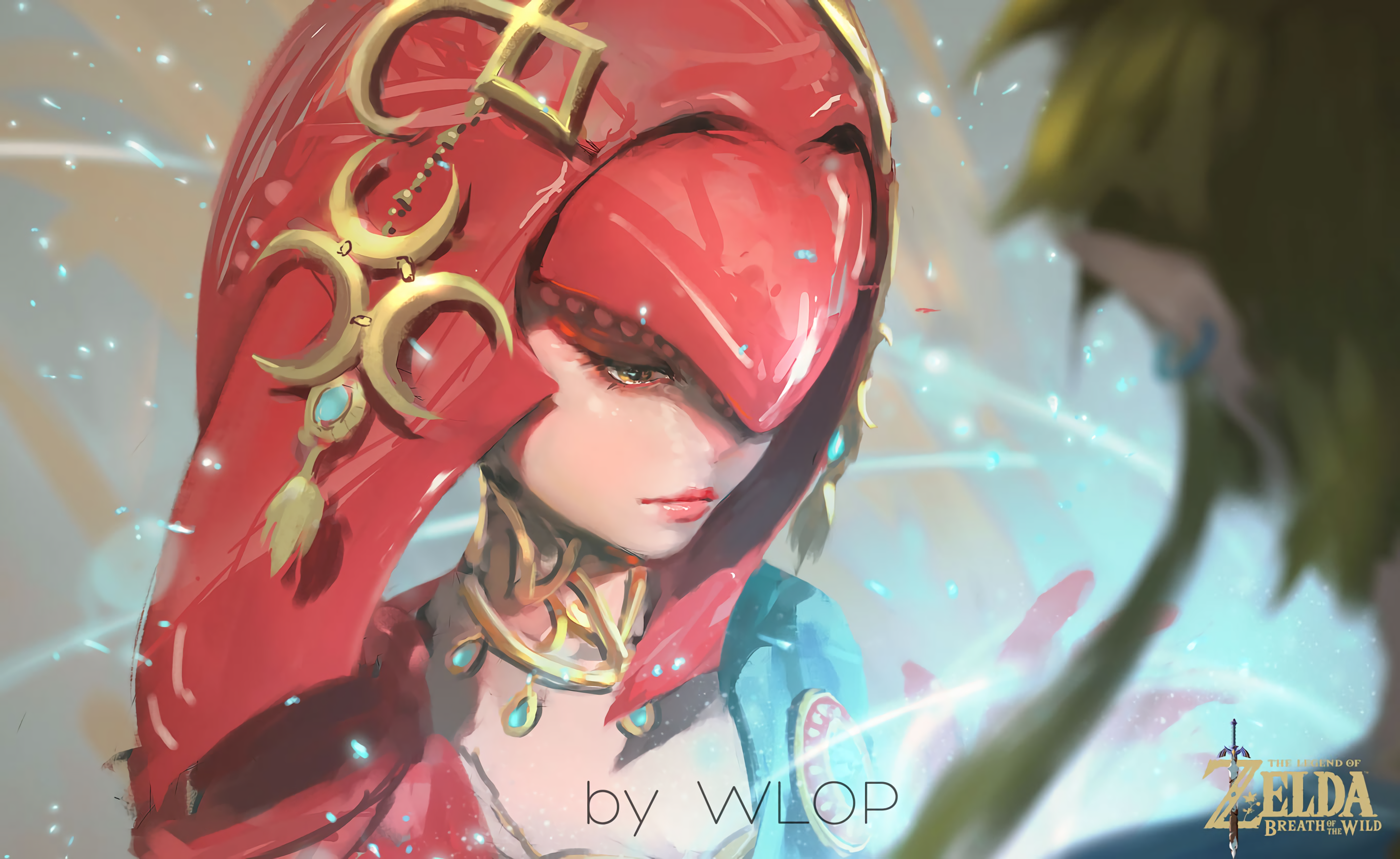 23 Mipha The Legend Of Zelda Hd Wallpapers Background Images