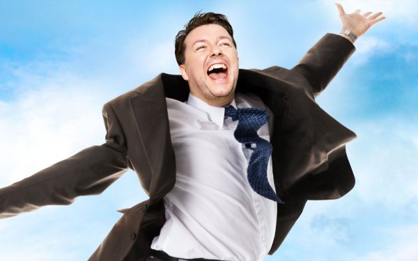 Movie The Invention of Lying Ricky Gervais HD Wallpaper | Background Image