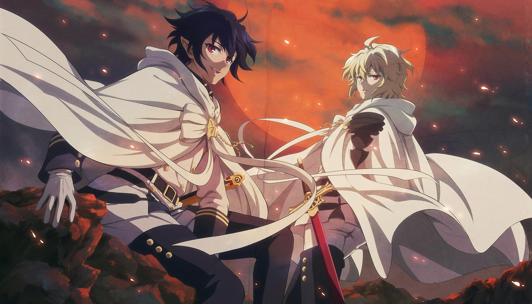 Seraph of the End Wallpaper and Hintergrund   1800x1029 ...