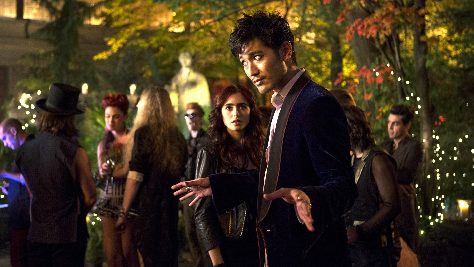 the mortal instruments: city of bones full hd wallpaper and