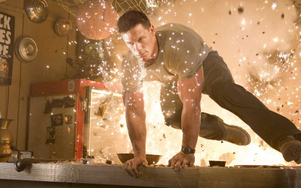 Movie The Marine John Cena HD Wallpaper | Background Image