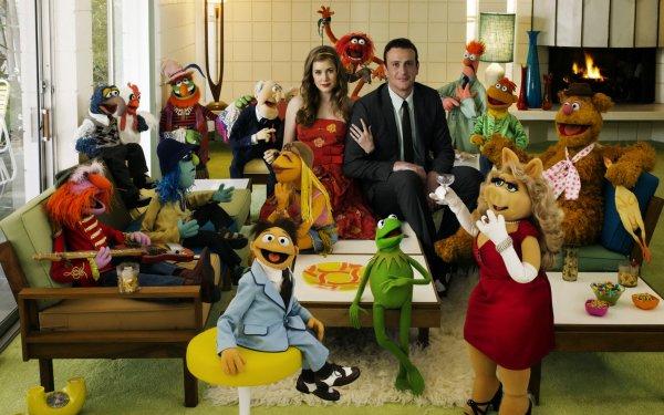 Movie The Muppets Jason Segel Amy Adams HD Wallpaper   Background Image