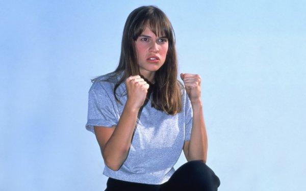Movie The Next Karate Kid Hilary Swank HD Wallpaper | Background Image