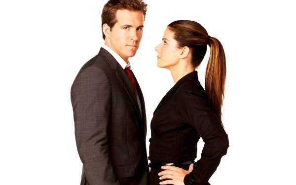 Movie The Proposal Ryan Reynolds Sandra Bullock HD Wallpaper   Background Image