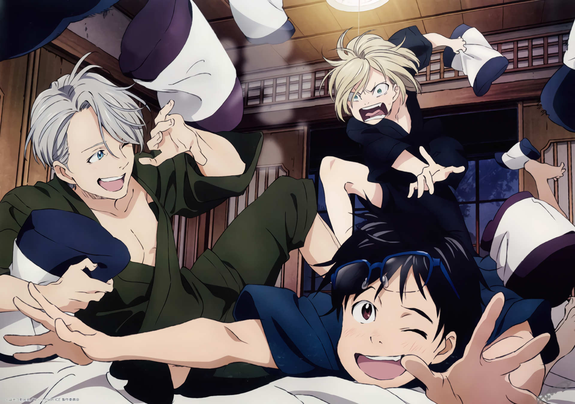 Yuri On Ice Full HD Wallpaper And Background Image