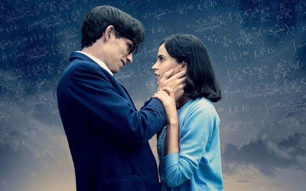 Movie The Theory of Everything Eddie Redmayne Felicity Jones HD Wallpaper | Background Image