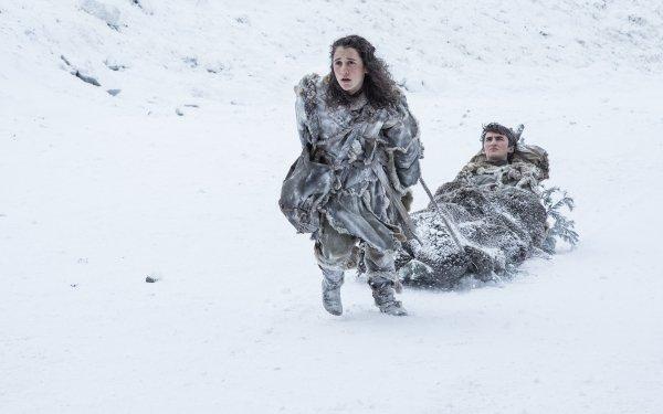TV Show Game Of Thrones Ellie Kendrick Meera Reed Bran Stark Isaac Hempstead-Wright HD Wallpaper | Background Image