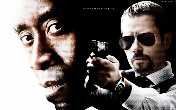 Movie Traitor Guy Pearce Don Cheadle HD Wallpaper | Background Image