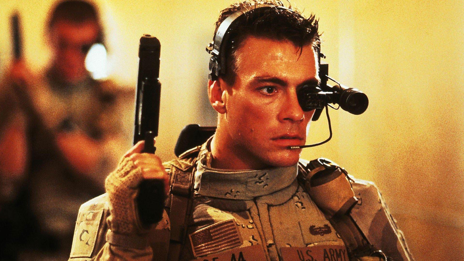 Movie - Universal Soldier  Jean-claude Van Damme Wallpaper