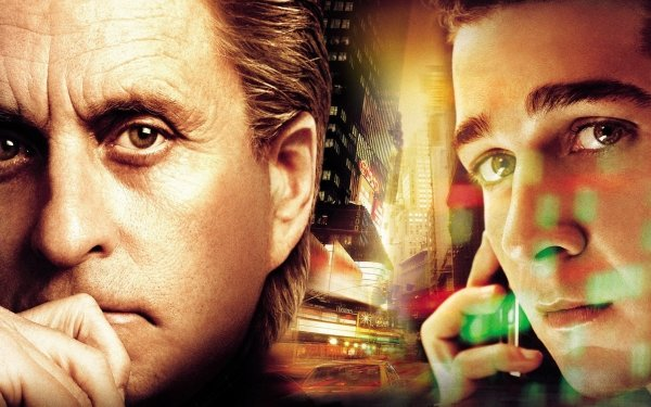 Movie Wall Street: Money Never Sleeps Michael Douglas Shia Labeouf HD Wallpaper | Background Image
