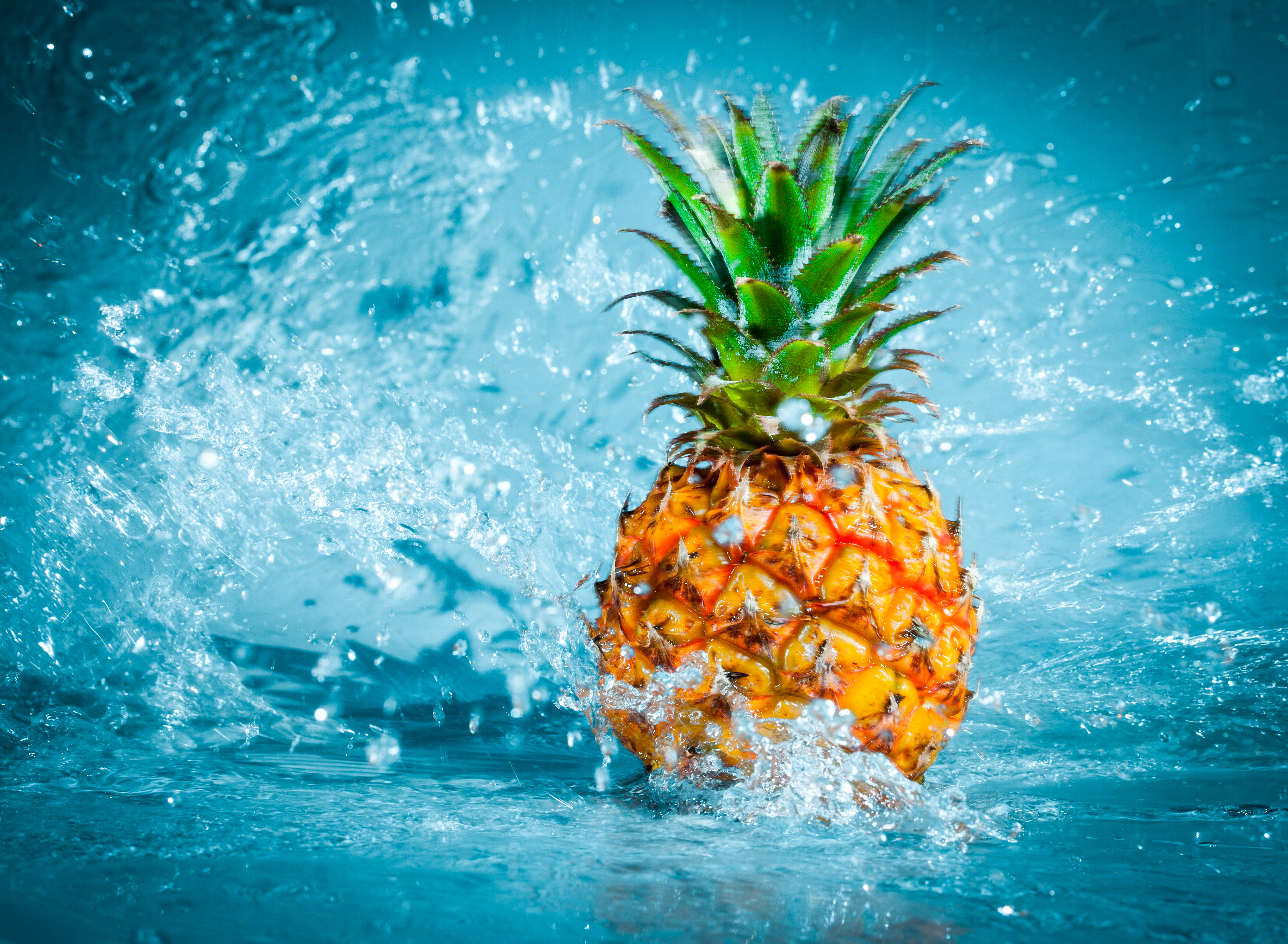 26 Pineapple HD Wallpapers