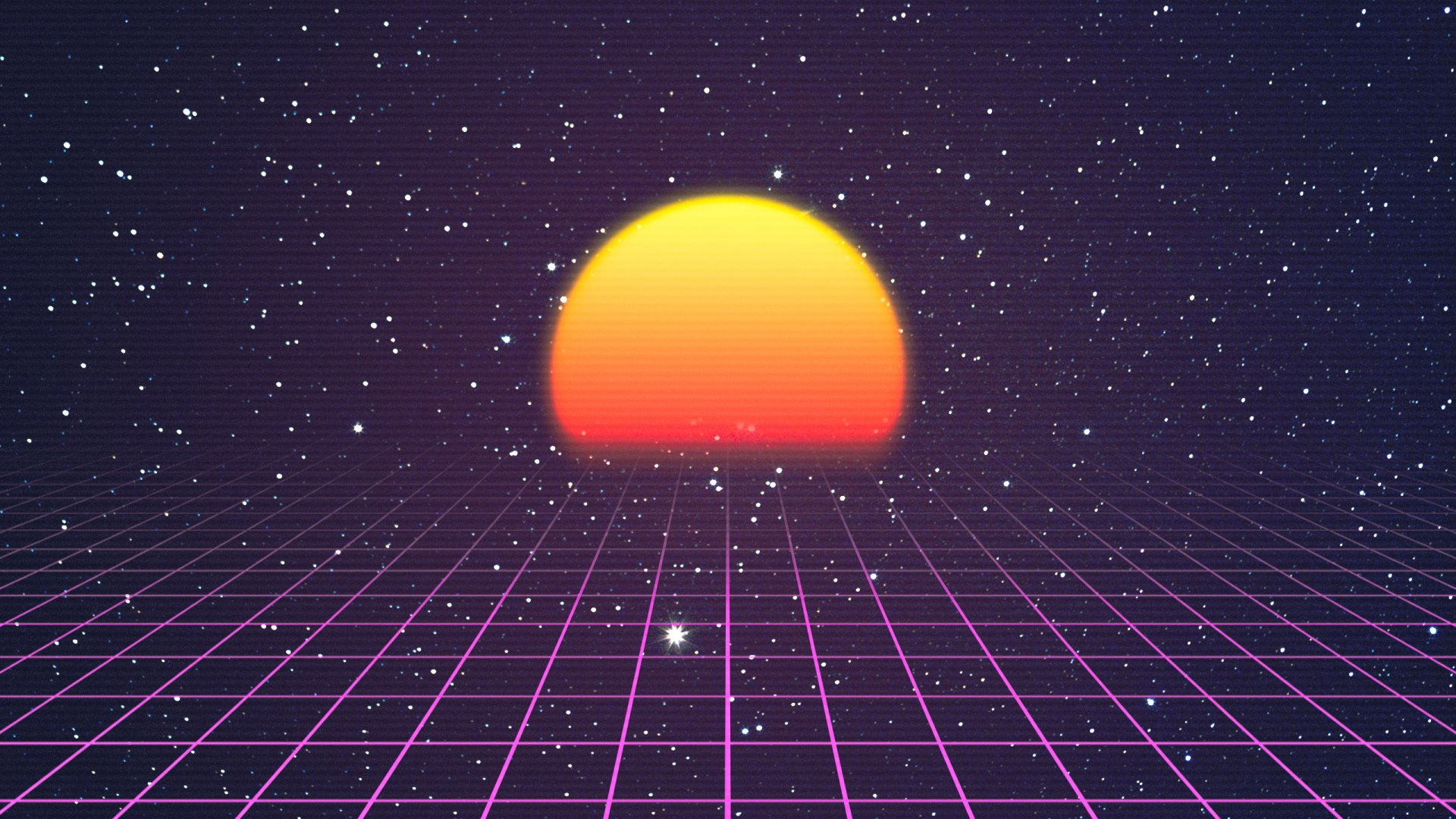 Retro wave hd wallpaper background image 2560x1440 - Space 80s wallpaper ...