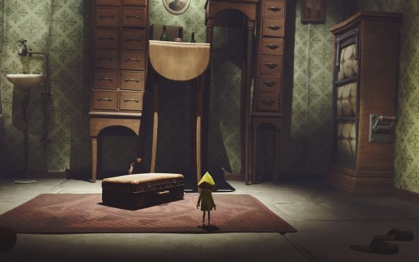 Video Game Little Nightmares HD Wallpaper | Background Image
