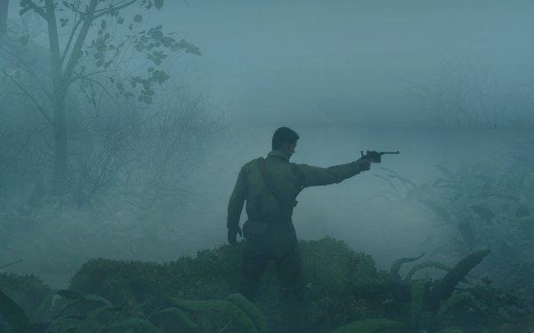 Video Game Battlefield 1 Battlefield Man Soldier Fog HD Wallpaper | Background Image