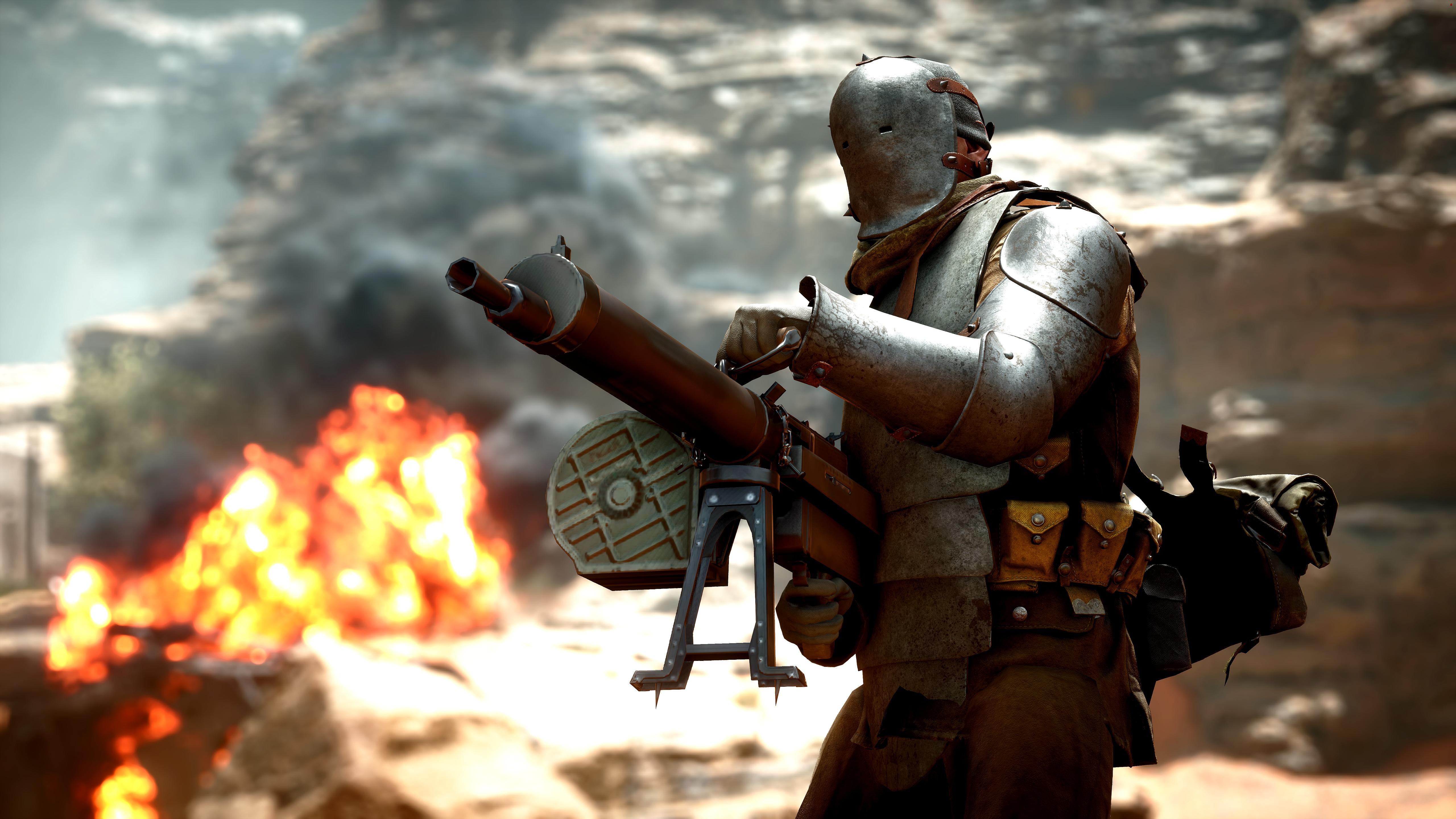 Battlefield 1 War Video Game Hd Wallpaper: Battlefield 1 5k Retina Ultra HD Wallpaper