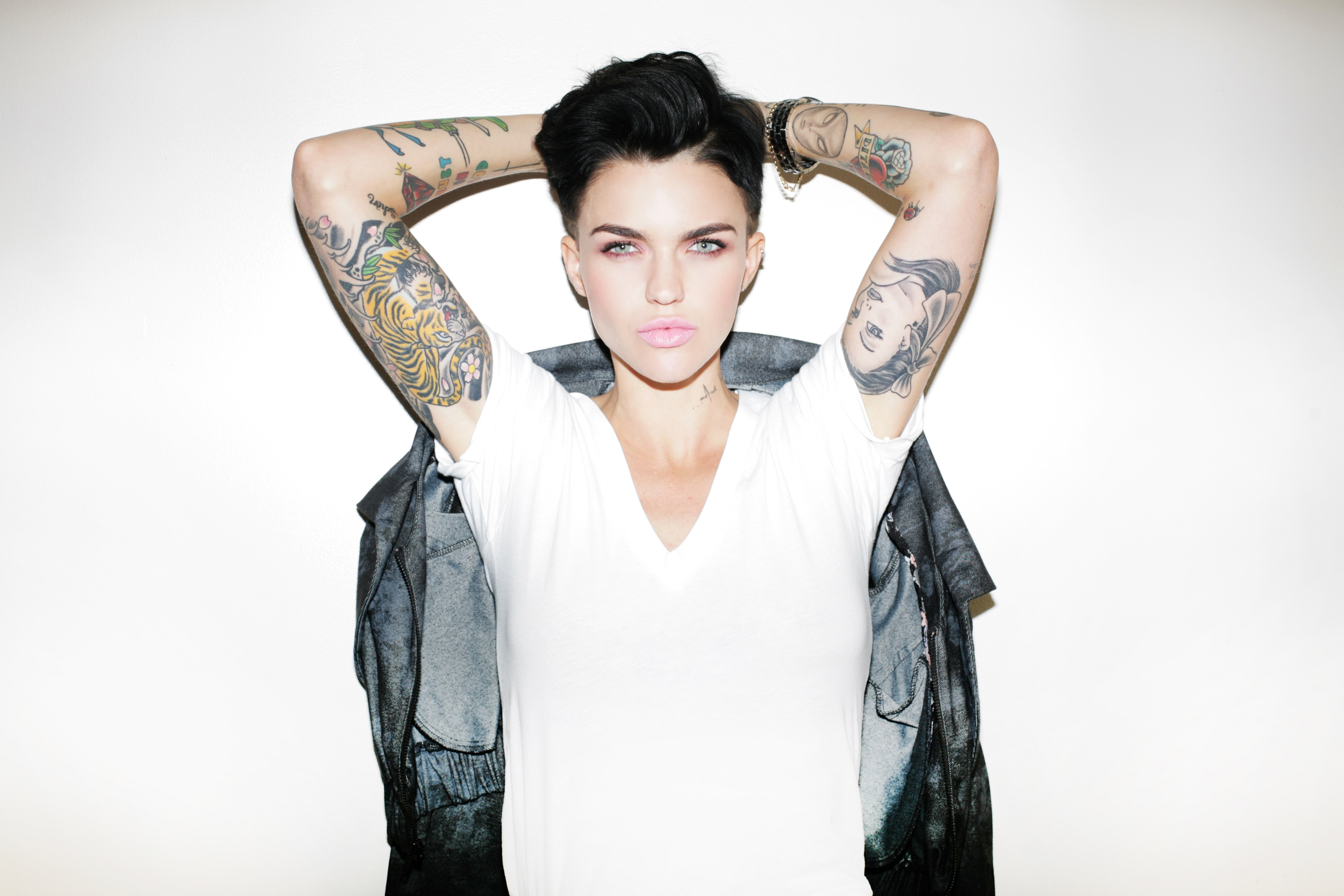 Ruby Rose Full HD Wallpaper And Background Image