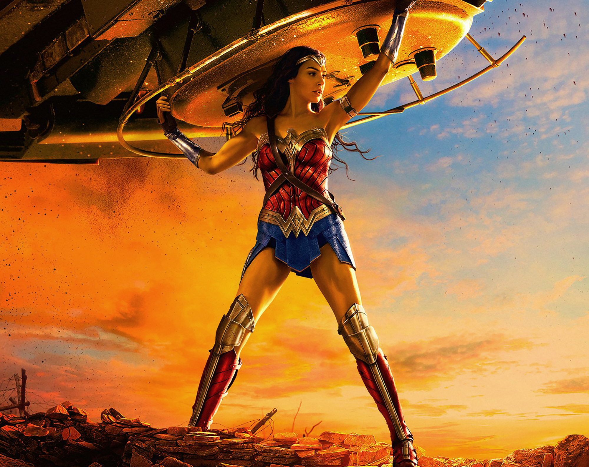 56e5f7044e8 117 Wonder Woman HD Wallpapers | Background Images - Wallpaper Abyss