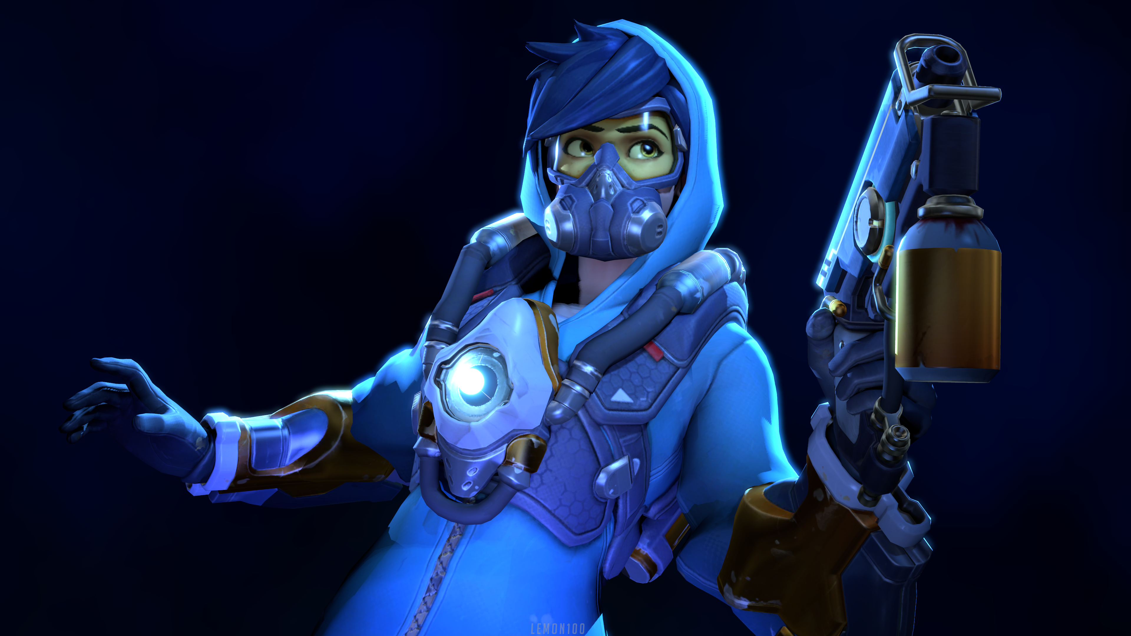 overwatch agent tracer wallpapers - photo #15