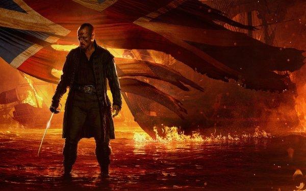 TV Show Black Sails Captain Flint Toby Stephens HD Wallpaper | Background Image