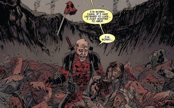 Comics Deadpool HD Wallpaper   Background Image