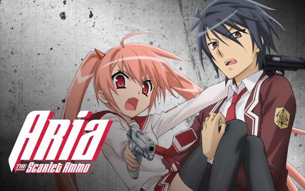 Anime Aria The Scarlet Ammo Aria Holmes Kanzaki Kinji Tooyama HD Wallpaper | Background Image