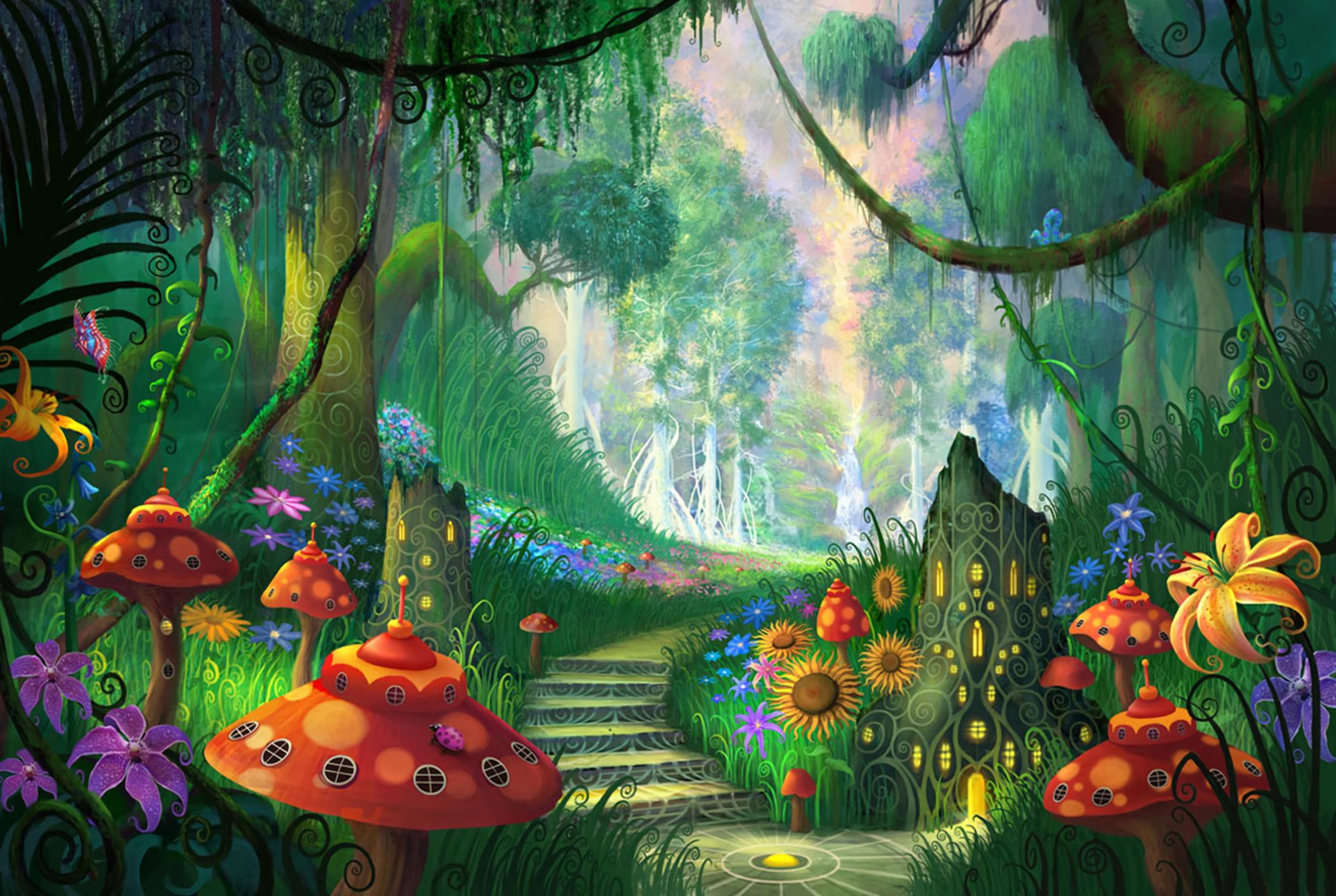 Hd wallpaper jungle - Hd Wallpaper Background Id 842738