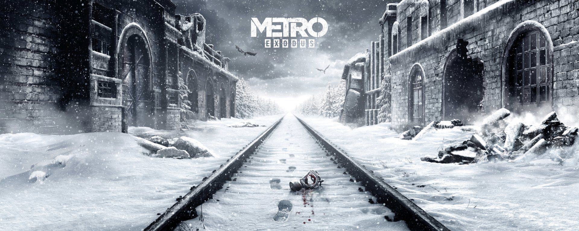 Metro Exodus 8k Ultra Fondo De Pantalla Hd Fondo De