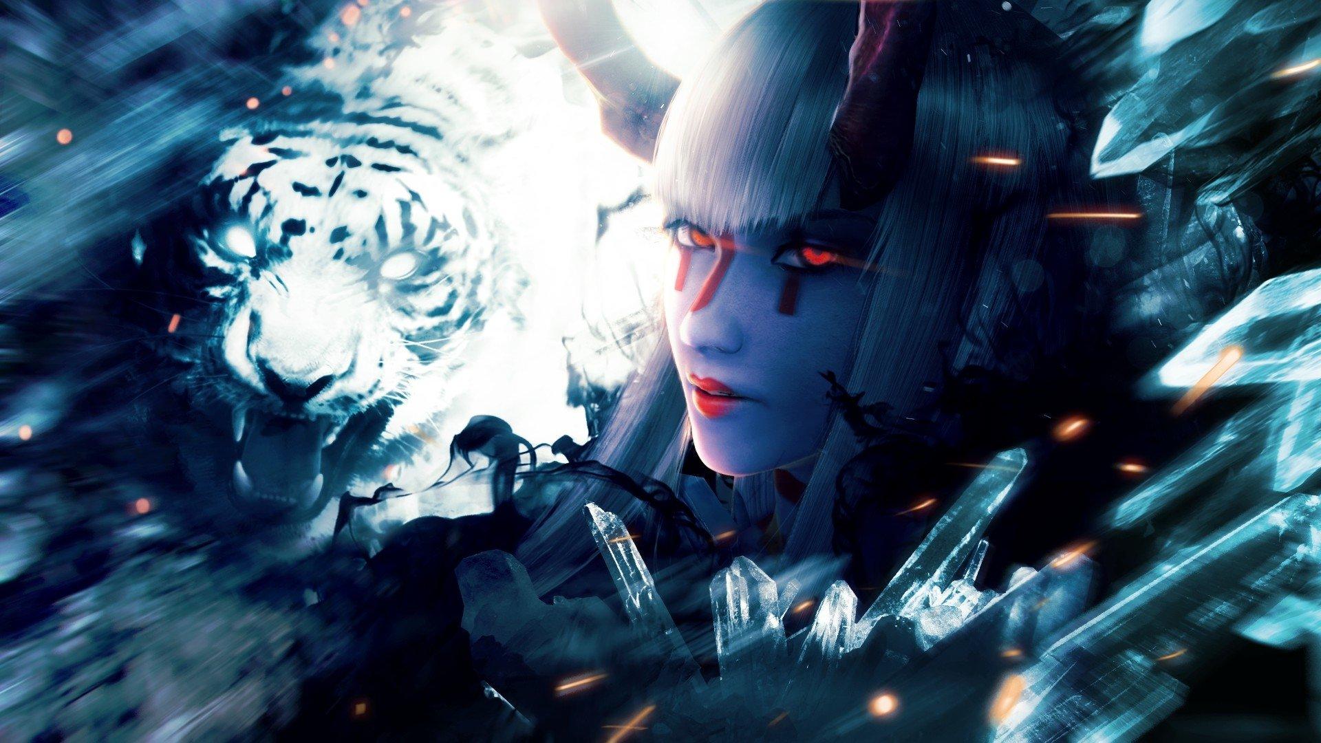 Devil Kazumi Tekken7 Fondo De Pantalla Hd Fondo De