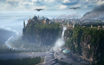 7 Naboo Star Wars Hd Wallpapers Background Images Wallpaper Abyss