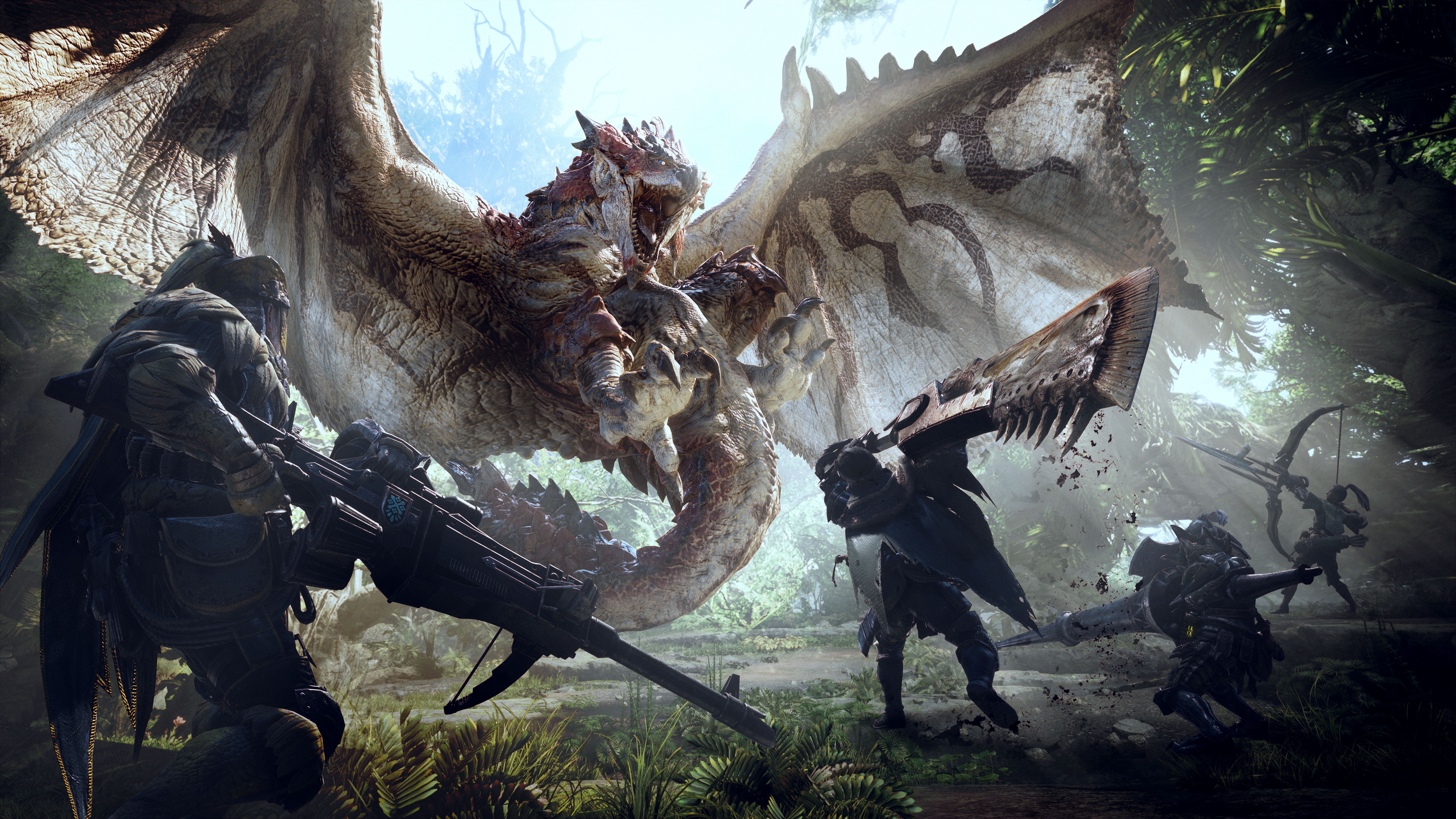 monster hunter 3 wallpaper hd