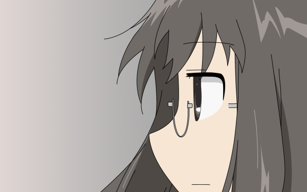 Anime Nichijō Mai Minakami HD Wallpaper   Background Image